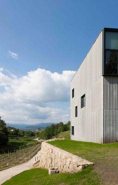 Correia/Ragazzi Arquitectos, Juan Rodriguez · Agroturismo