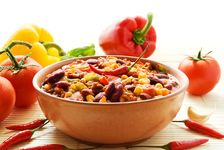 FEBRUARY:  National Chili Day - It is fitting that we celebrate National Chili Day every year on the fourth Thursday of February since there's nothing better than enjoying fiery fare during one of winter's coldest months.