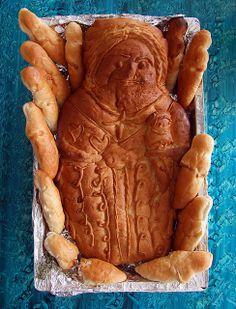 Nunca he comido una. Guaguas de pan tradicion ecuatoriana