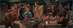 Still from Seven Brides for Seven Brothers (1954)
