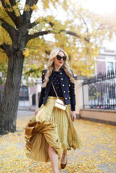 Atlantic Pacific / golden girl // //  #Fashion, #FashionBlog, #FashionBlogger, #Ootd, #OutfitOfTheDay, #Style