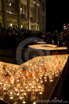 leipzig light festival, germany