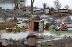 Herindeling Camping De Meeuw 2012