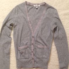 Aero Cardigan Grey Cardigan from Aeropostale. Size XS. 20% Off two items or more. Trades PP. Reasonable offers always welcome Free shipping on orders over $50 Aeropostale Sweaters Cardigans