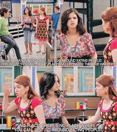 Wizards Of Waverly Place.
