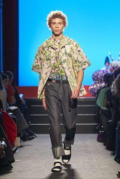 Kenzo, Printemps/été 2018, Paris, Womenswear