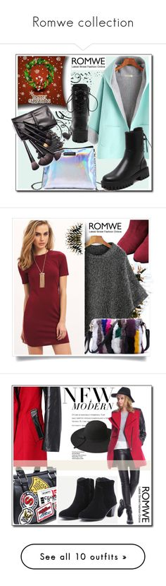 """""""Romwe collection"""" by danijela-3 ❤ liked on Polyvore featuring romwe and Pennyblack"""