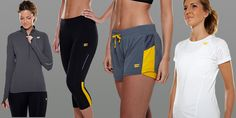 Were always down for new workout gear -- and a charitable campaign.