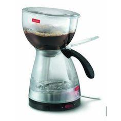 Introduced by Bodum in 1958 the Santos vacuum coffeemaker has