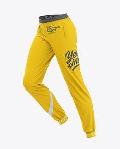 11648+ Sport Pants Mockup Free Mockups Design