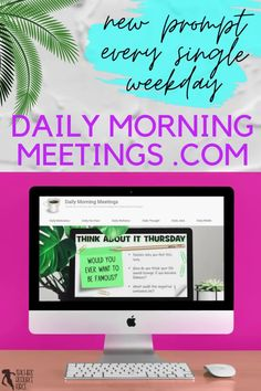 Are you a teacher who is looking for virtual morning meeting greetings as you teach in-person, virtually or hybrid? Do you need to settle your students at the start of the day with morning messages? A consistent and fun morning routine in your classroom? Questions encourage your students to have meaningful conversations or writing prompts? An effective morning check in to connect with your students and attend to their social emotional needs? Check out Daily Morning Meetings! Morning Meeting Activities, Morning Meetings, Time Activities, Morning Meeting Greetings, Daily Fun Facts, Daily Jokes, Philosophical Thoughts, Responsive Classroom