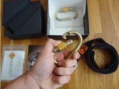 Tybelt packaging #carabiners #tybelt #packaging #design
