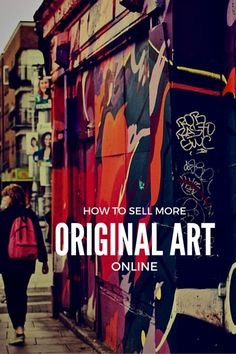 How To Sell More Original Art Online
