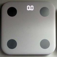 Balance xiaomi bluetooth 4.0 smart scale - écran LED allumé