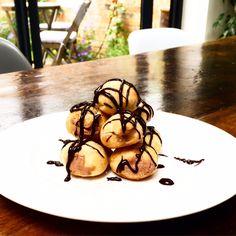 Low Syn Chocolate Profiteroles | Basement Bakehouse