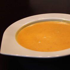 Kürbissuppe mit Orangensaft von sandrowski auf www.rezeptwelt.de, der Thermomix ® Community