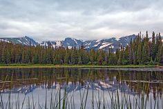 Red Rock Lake Reflection Eric Rundle