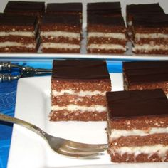 Zebrakocka recept
