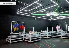 Retail Design | Store Interiors | Shop Design | Visual Merchandising | Nike store in London