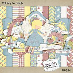 Will Pay For Teeth {Full Kit}