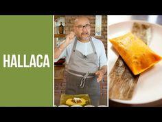 ¿Cómo hacer hallacas venezolanas? | Sumito Estévez - YouTube Tamales, Venezuelan Food, Venezuelan Recipes, Empanadas, Yule, Dinner, Ethnic Recipes, Youtube, Brownies
