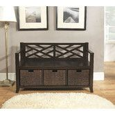 Entry Way Found it at Wayfair - Adrien Entryway Bench