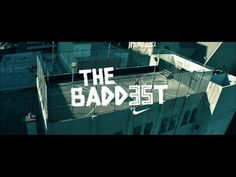 Foot Locker x Nike - Be The Baddest feat. Kevin Durant