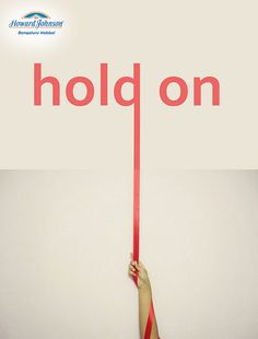 Great things come out of patience and perseverance. #HoldOn #HappyHoJoMotivation