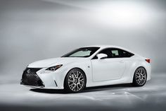 THE ALL-NEW 2015 LEXUS RC 350 F SPORT. See the vehicle at: http://select.sm/MJlJta