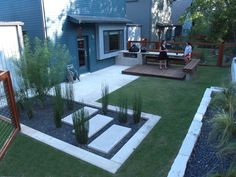 Mesmerizing Modern Landscaping Ideas For Small Backyards Pics Design Inspiration #modernlandscaping  #ModernLandscaping