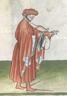 Historia Plantarum Autori: De' Grassi, Giovannino, De' Grassi, Salomone Provenienza: Italia. Lombardia Data: 1395 - 1400 (Circa) Ms. 459  Folio 165r