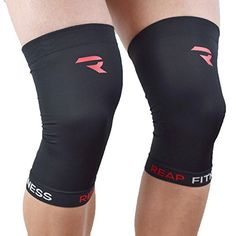 REAP FITNESS Knee Copper Infused Compression Sleeves Pair Knee Braces for Joint Pain Football Crossfit Weightlifting Running Hiking Medium *** For more information, visit image link. (This is an affiliate link) Fitness Accessories, Workout Accessories, Gym Workout Tips, Compression Sleeves, Knee Brace, Weight Lifting, Fitness Tips, Crossfit, Cross Fitness