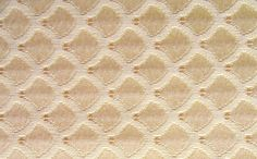 "66"" Cream Soft Yellow Jacquard Tapestry Upholstery Fabric Diamond Trellis Shiny #Unbranded"