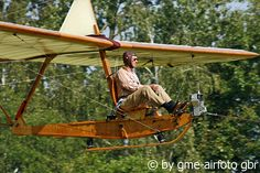 Powered flight will be 110 in a couple weeks time! HEre is one for the early pioneers. Openheim Classic Glider