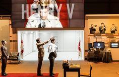 Ivo van Hove's Kings of War review at the Barbican Theatre, London