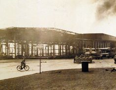 80-G-32474: Japanese Attack on Pearl Harbor, December 7, 1941. Damage to Ford Island Naval Air Station Pearl Harbor following the attack. (9/15/15).