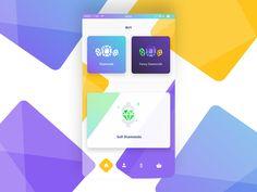 Diamonds App IV by Javier Oliver