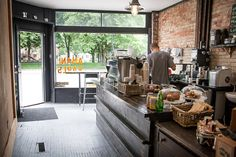 Amani Earls - new cafe opens in the Junction