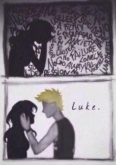 Luke and fandoms :c