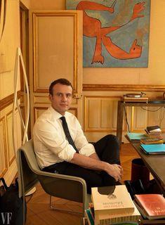 #PrésidentMacron