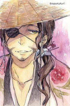 Bleach Kyouraku Shunsui