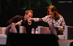 David Anders et Sarah Bolger - Fairy Tales Convention (Once Upon A Time) #OUAT #FT1