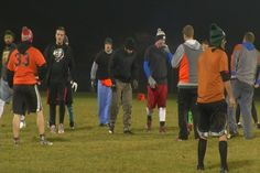 Manistee Turkey Bowl Helps Fill Local Food Pantries - Northern Michigan's News Leader