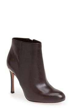 COACH 'Nila' Almond Toe Bootie (Women) available at #Nordstrom