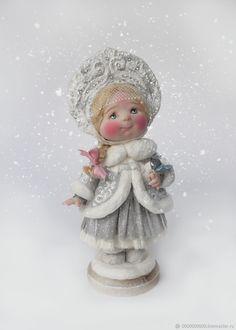 Купить Снегурочка (3) в интернет магазине на Ярмарке Мастеров