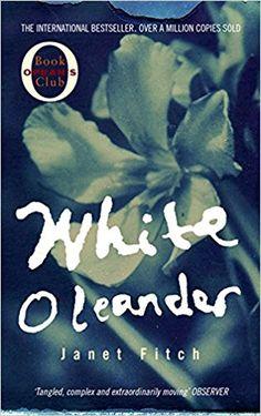 Image result for white oleander book back