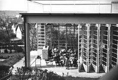 École de plein-air, Suresnes _ 1932-1935, Eugène Beaudouin et Marcel Lods.