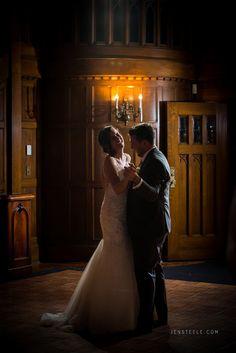 HATLEY CASTLE WEDDING | JEN STEELE PHOTOGRAPHY FIRST DANCE