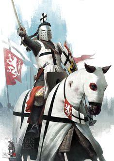 Caballero teutónico, cortesía de Darren Tan. http://www.elgrancapitan.org/foro/viewtopic.php?f=87&t=16834&p=881999#p881999