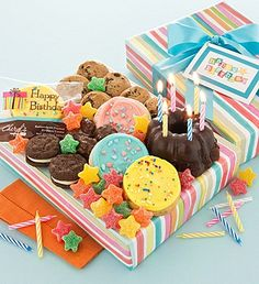 Birthday party in a box (cheryl's cookies)